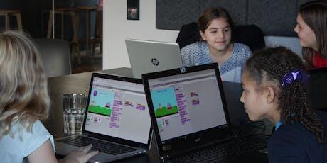 Spielerisch Programmieren lernen mit Scratch – kleine Projekte ausprobieren Tickets