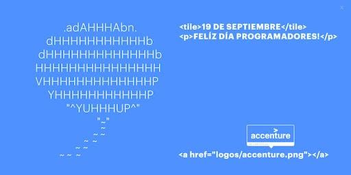 Evento Accenture Día del Porgramador MDQ