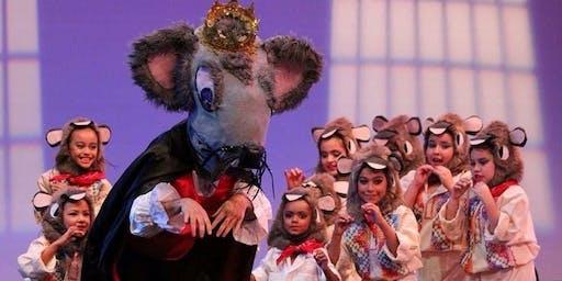 EBCPCA & Ballet Folklórico México Danza present: The 8th Nutcracker Piñata