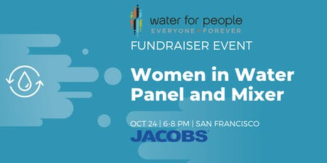 Women in Water Panel and Mixer tickets