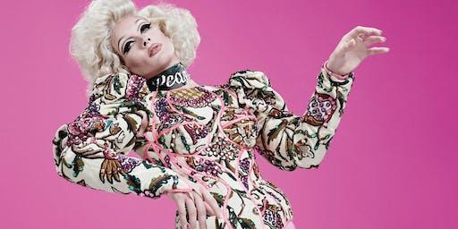 Pearl(RuPaul's Drag Race) + Evah Destruction (Dragula)