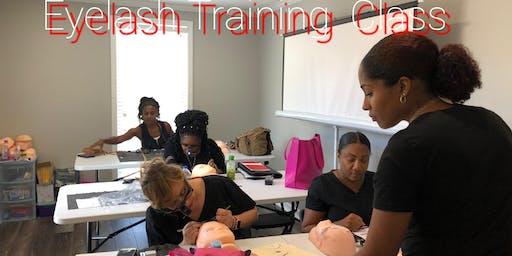 Eyelash  Extension  Training Certification for $999! Atlanta, Ga Sunday & Monday , October 6th & 7th, 2019!