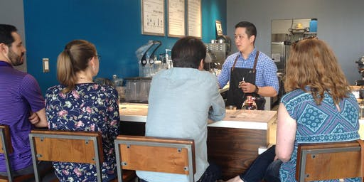 L3 Craft Coffee Discovery Bar - Coffee Tasting