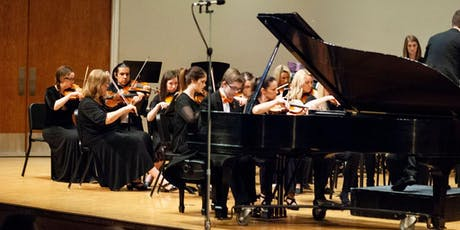 Concerto Competition Registration tickets