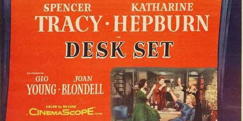 "Elevations Classic Film Series: ""Desk Set"" (1957)"