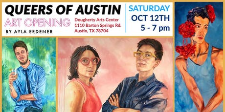 Q & A: QUEERS OF AUSTIN: OPENING RECEPTION tickets