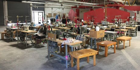 D.a.D. Sewing House Factory Tour - SFMade Week tickets