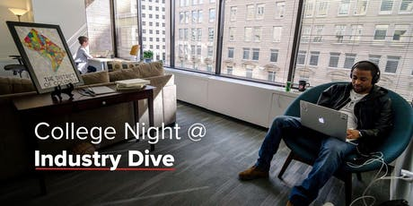 College Night at Industry Dive tickets