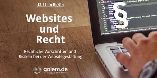 Websites und Recht