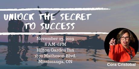 Unlock The Secret to Success tickets