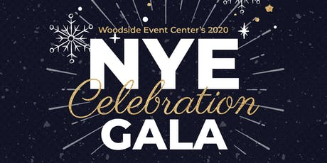 NYE 2020 - Woodside New Years Eve Celebration Gala tickets