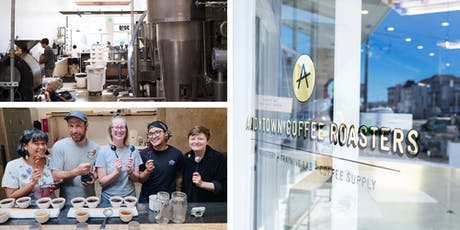 Andytown Coffee Roastery & QC Lab Tour - SFMade Week tickets