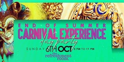 Carnival Experience Day Party
