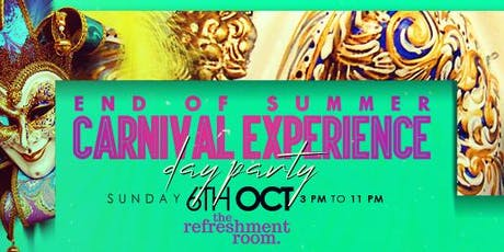 Carnival Experience Day Party tickets