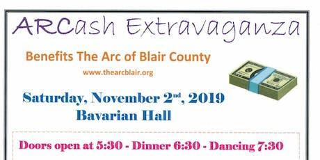 ARCash Extravaganza tickets