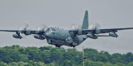 HC-130 Combat King Retirement/Reunion