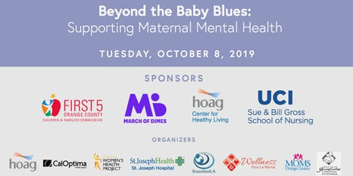 Beyond the Baby Blues: Supporting Maternal Mental Health