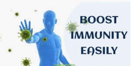 Essential Oils & Immunity tickets