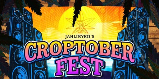 Croptober Fest feat: J Boog, Sizzla, Common Kings, Gyptian, Afro B + more