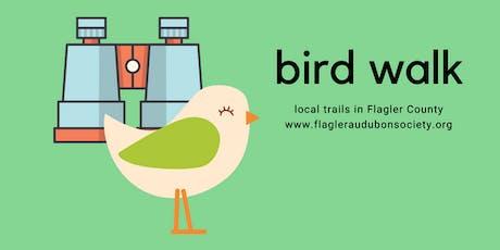 Bird Walk: Princess Place Preserve at Twilight tickets