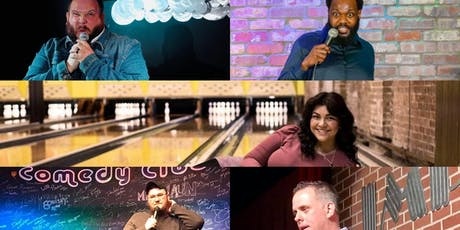 Comedy w/Ricky Glore (Bob & Tom show)+Amber Maeda, Mike Gleba, Ray Roberts tickets