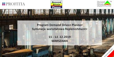Szkolenie Demand Driven Planner oraz prezentacja Replenishment+ (3 dni)