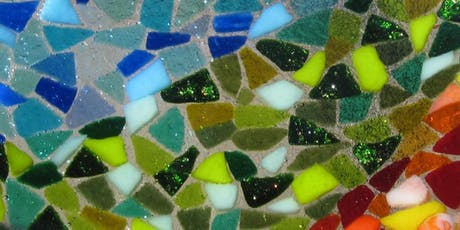 Gorgeous Glass Mosaic Workshop tickets