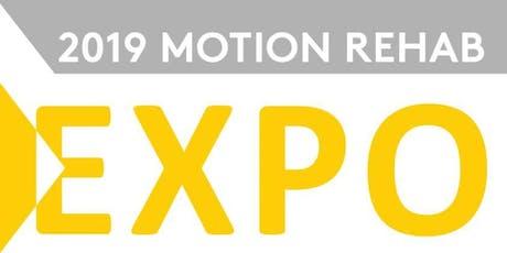2019 Motion Rehab Expo - London tickets