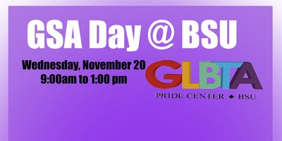 GSA Day at BSU