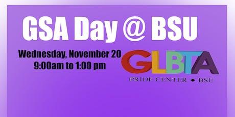 GSA Day at BSU tickets