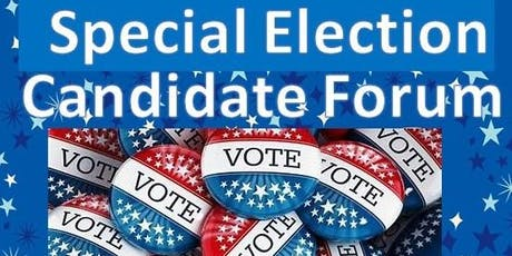 Special Election Candidate Forum tickets