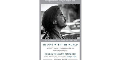 """""""In Love With The World"""" book study group"""