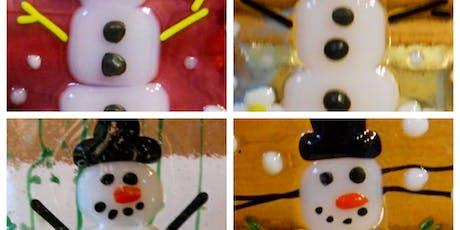 Snowman Ornament Set Workshop Life Is Sweet Bakery Cafe Milan tickets