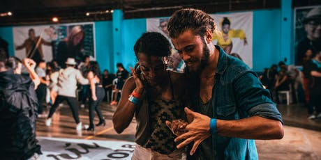Conversational DC: Spanish Language Salsa/Bachata Class tickets