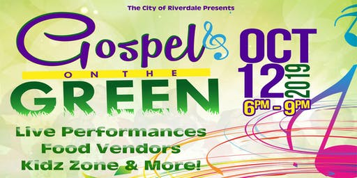 Gospel on the Green