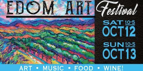 47th Annual Edom Art Festival tickets
