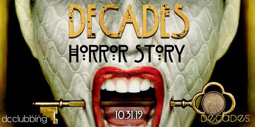 Decades Horror Story- Halloween Party