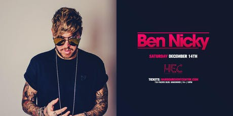 BEN NICKY tickets