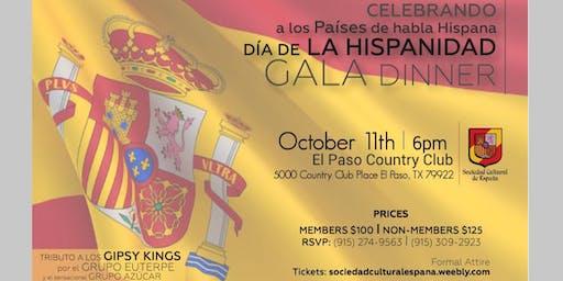 Dia de la Hispanidad Gala Dinner