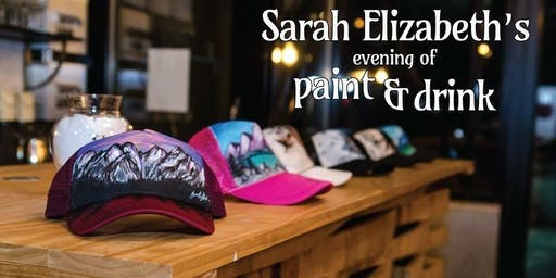 Paint & Drink Night: Custom Hats!