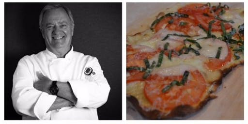 Adult Baking Series - Flatbreads with Bill the Baker