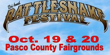 53rd Annual Rattlesnake Festival