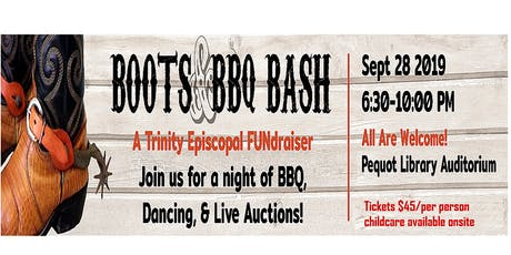 Boots & BBQ Bash tickets