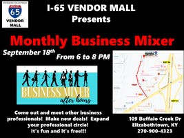 Monthly Business Mixer