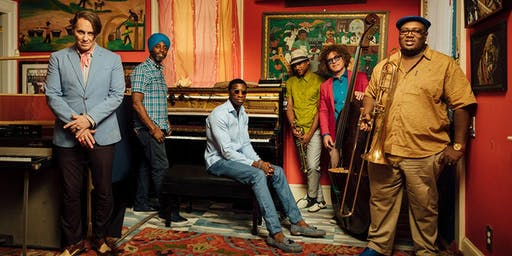 A Tuba to Cuba: The Preservation Hall Jazz Band