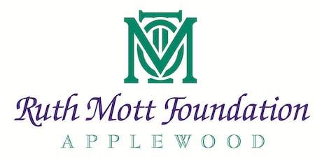 Ruth Mott Foundation Information Session tickets