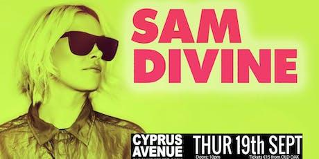 DJ Sam Divine tickets