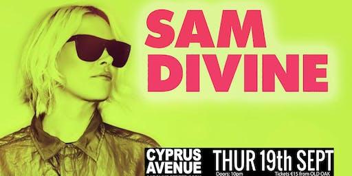 DJ Sam Divine