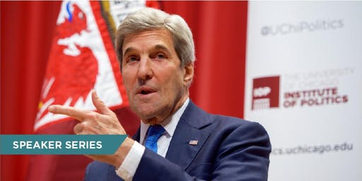 The Honorable John Kerry on Confronting the Climate Crisis