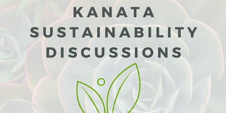 Kanata-North Sustainability Discussions tickets